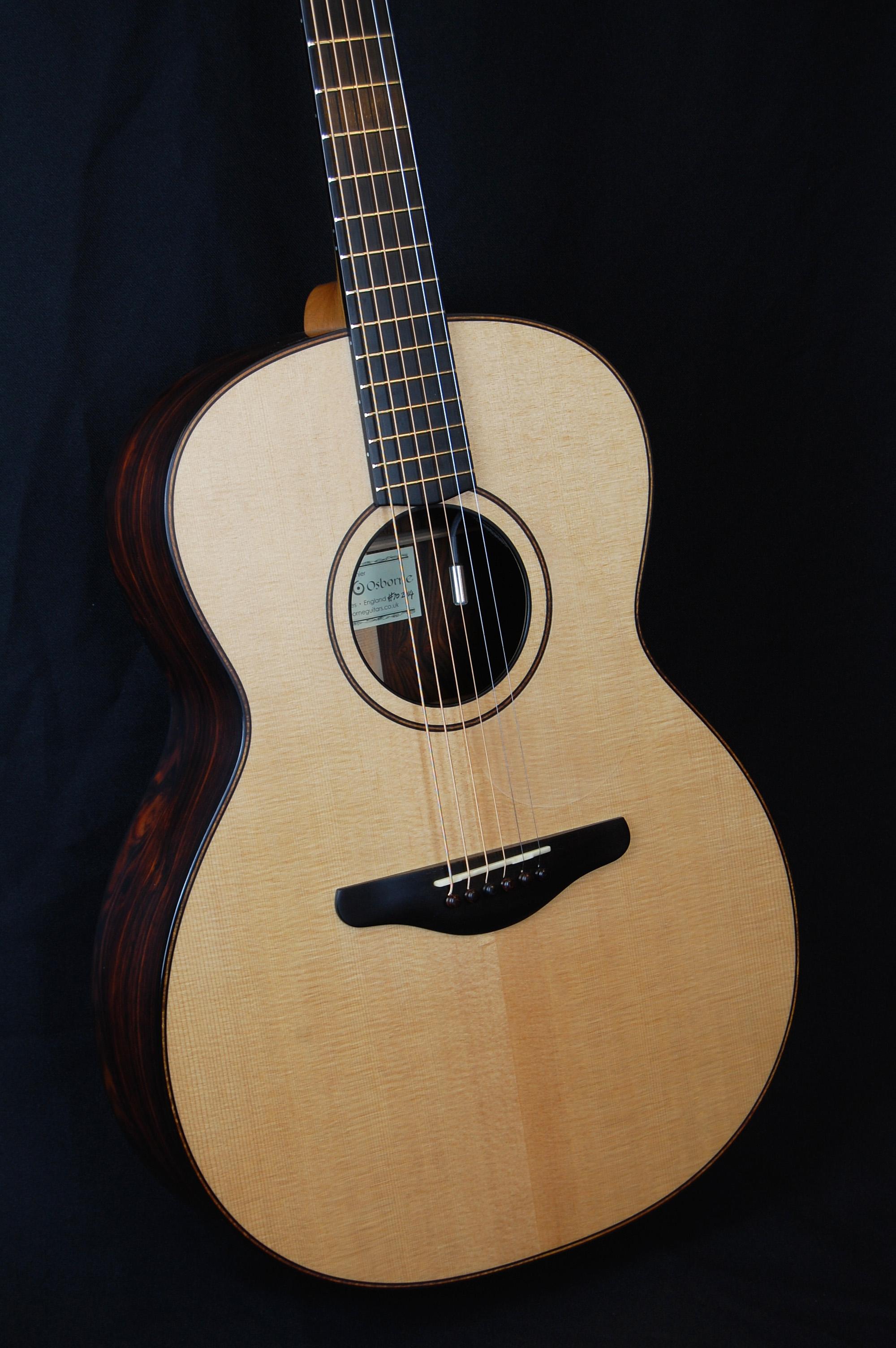 Osborne Guitar | Damselfly