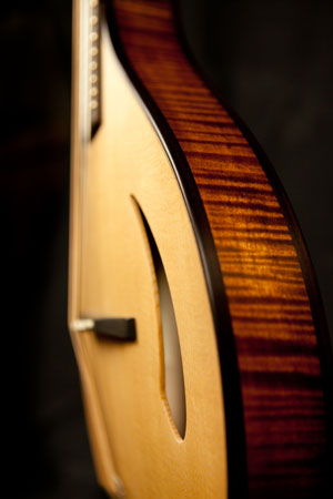 Osborne Mandolin Double Teardrop