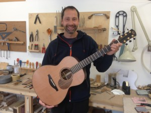 Guitar Making Course 2015