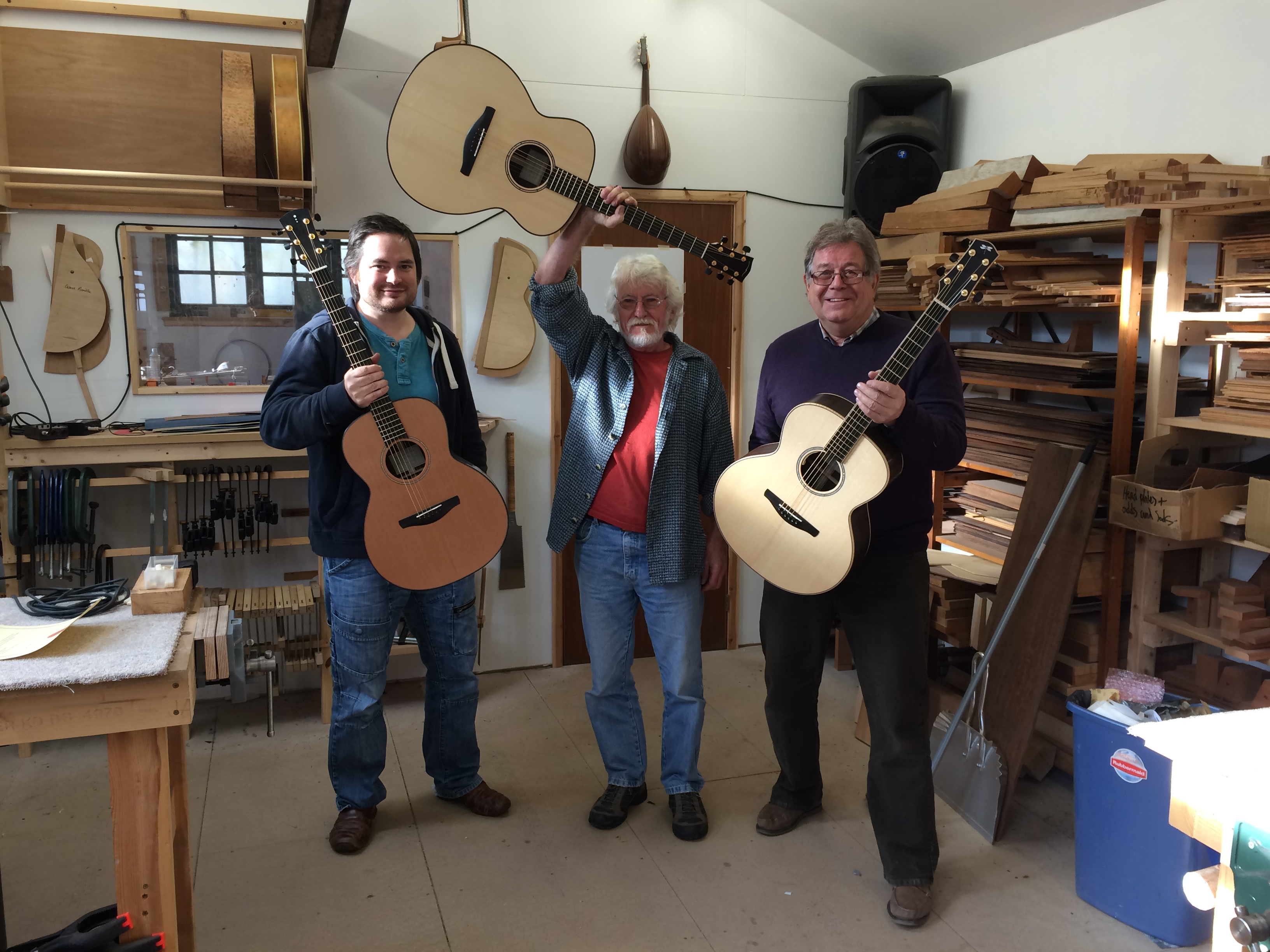 Build Your Own Guitar 2015